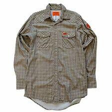 Wrangler Flame Resistant Shirt L Large