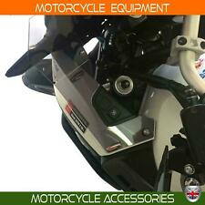 VFR 1200X Crosstourer clear color 16-20 side wind deflectors pair set