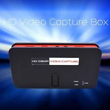 Applied 1080P HDMI HD Video Capture Box Record for Xbox One 360/PS4 PS3/WiiU