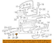 VW VOLKSWAGEN OEM 04-06 Phaeton Fuel Door Gas Cap Hatch-Switch 3D0959831D20H