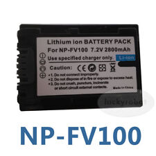 Battery Pack For Sony HDR-CX200 HDR-CX210 HDR-CX220 HDR-CX230 Handycam Camcorder