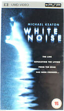 White Noise UMD Film Psp