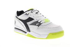 Diadora Rebound Ace 173079-C5176 Mens White Leather Lifestyle Sneakers Shoes
