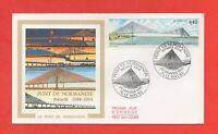 FDC 1995 - El Puente De Normandia (1028)
