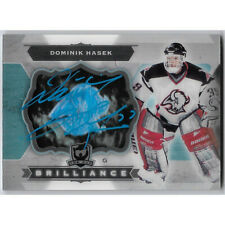 Dominik Hasek 2014-15 Upper Deck The Cup Brilliance Card