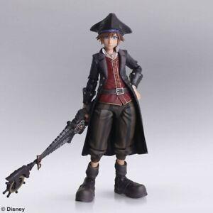 Kingdom Hearts III Bring Arts Actionfigur Sora Pirates of the Caribbean Ver. 15