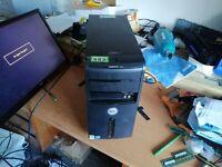 Dell Vostro 200 desktop Intel Core 2 Duo No RAM, No HDD (482)