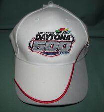 Rare Hat Cap VINTAGE 48th Annual Daytona 500 ISC Motor sports Jerry Leigh