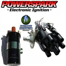 Jaguar XJ6 etc.. 6 cylinder High Energy sports distributor with Powerspark coil