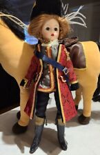 Madame Alexander #51760 Catherine the Great Cissette Doll with Horse - Retired