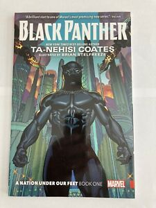 Black Panther Vol 1 A Nation Under Our Feet book one by Coates Marvel Comics TPB