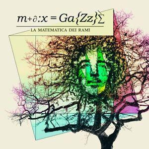 LP Max Gazze' La matematica dei Rami vinile trasparente