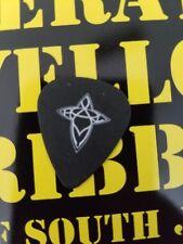 """Pearl Jam pick Eddie Vedder """"Surfboard cross"""" guitar pick"""