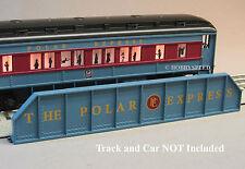 LIONEL POLAR EXPRESS GIRDER TRAIN TRACK BRIDGE O GAUGE fastrack 6-24286-NB NEW