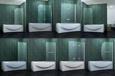 Duschabtrennung Badewannenaufsatz Badewannen Faltwand Dusche Duschtrennwand