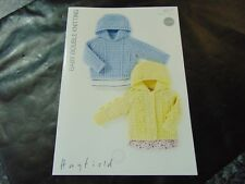 Hayfield baby Double Knitting Crochet Pattern 4417 Birth to 7 Years