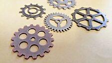 Steampunk Gears Lot Clock Gears Big Gears Assorted Gears Mixed Lot Charms Gear