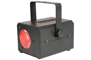 QTX LED TWISTER IV RGB LIGHT EFFECT- BNIB