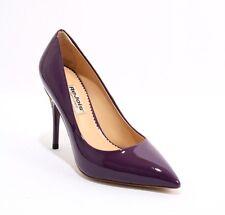 ReJois by Gianni Lorenzi 050i Dark Violet Patent Leather Heels 36 / US 6