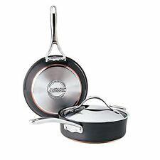 Nouvelle Copper 3-Pc Cookware Set