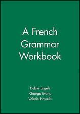 A French Grammar Workbook (Blackwell Reference Grammars)-ExLibrary