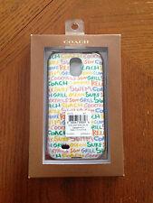 New Coach Designer Summer Cell Phone Case Samsung Galaxy S4