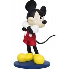 FIGURINE DE COLLECTION STATUE MICKEY MOUSE LES HEROS DISNEY 12.5 CM NEUF