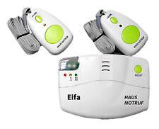 Mobiler Alarm Notruf Knopf Funk Krankenpflege Hausnotruf Panikalarm Senioren