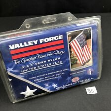 Valley Forge USPN-1 American Flag 3'x5' Grommeted Multi color