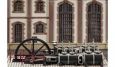 FALLER Industrial Steam Engine Model Kit I HO Gauge 180383
