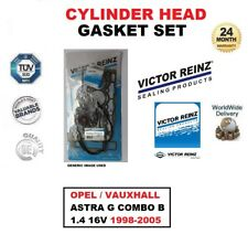 victor reinz Set Joint de culasse pour Opel ASTRA G Ensemble B 1.4 16V 1998-2005