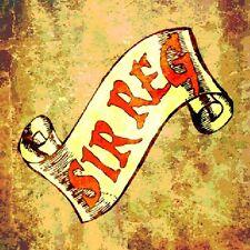 Sir Reg - Sir Reg [New CD]