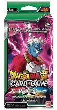 JCC / TCG Dragon Ball Super Pack Édition Spéciale Série 03 - Les Mondes