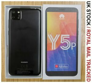Huawei Y5p - 32GB - Midnight Black (Unlocked) (Dual SIM) UK Version