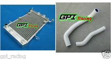 Aluminum radiator + hose SUZUKI LT-Z400 LTZ400 KFX400 DVX400 03-08 04 05 07 2005