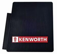 Kenworth rubber floor mat set; floormats; truck; Paccar; T609; T659; T909