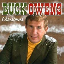 "BUCK OWENS, CD ""CHRISTMAS"" NEW SEALED"