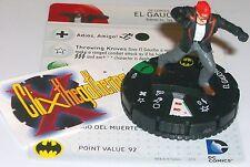EL GAUCHO #030 #30 Batman DC HeroClix