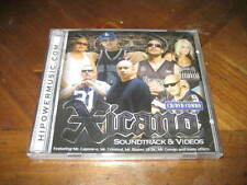 Chicano Rap CD & DVD XICANO Soundtrack & Videos - Mr. Criminal Ese Demon BLAZER