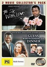 Guess Who's Coming To Dinner / To Sir, With Love - 2 Movie Collector's Pac(D104)