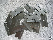 "50 HEAVY DUTY .012"" SCRAPER BLADES FOR OVEN CLEANING"