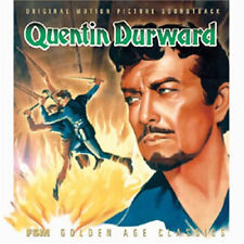 Quentin Durward FSM Soundtrack Bronislau Kaper NEW