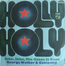 "7"" 1969 ! GEORGE WALKER & COMPANY : Holly Holy /MINT-?"