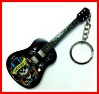 GUNS N ROSES GUITARE PORTE CLE ! Appetite Destruction Axl Slash Hard Rock Metal