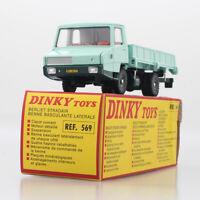 ATLAS DINKY TOYS REF 569 CAMION BERLIET STRADAIR BENNE BASCULANTE 1/43