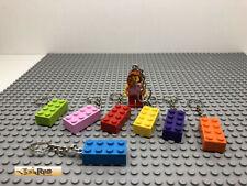 LEGO® Baustein 2x4 3001 Basic Stein Schlüsselanhänger