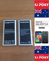 Original Genuine Samsung S5 Battery I9600 EB-BG900BBU with NFC - Local Seller !