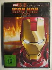 IRON MAN DIE KOMPLETTE SERIE - 2 DVD - OVP