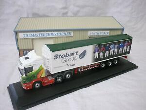 Oxford Diecast/Modern 1:76th Truck Stobart/Jockey Ascot Chamspion Day 76SHL04WF
