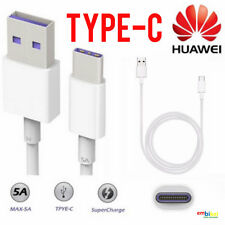 HUAWEI Cavo Type-C 5A ORIGINALE Cavetto USB MATE 10 PRO CARICA Veloce